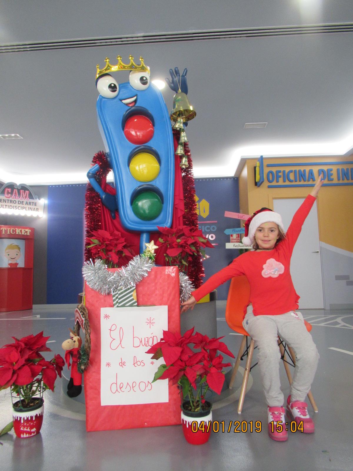Fotos campamento de navidad 2018-2019